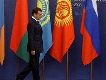 В Москве считают ОДКБ наиболее эффективной для безопасности Украины