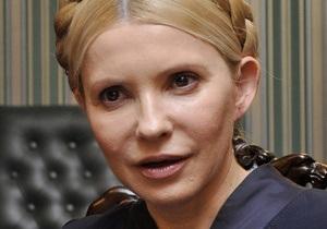 Евродепутат о встрече с Тимошенко: Она ни разу не упомянула о необходимости лечения за границей