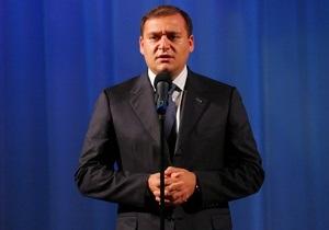 Добкин назвал  абсолютными слухами  информацию о его назначении министром ЖКХ