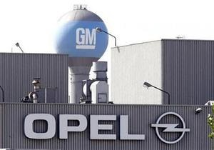 GM намерен инвестировать в Opel и Vauxhall 11 млрд евро