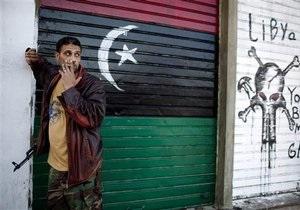 ПНС опроверг поимку одного из сыновей Каддафи