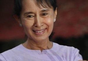 Аун Сан Су Чжи вручили Нобелевскую премию 21 год спустя