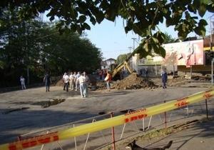 Минэнерго сообщило причину взрыва газопровода в Ужгороде