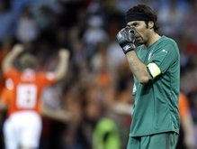 Евро-2008: Буффон извинился перед болельщиками