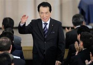 Новым премьер-министром Японии стал Наото Кан