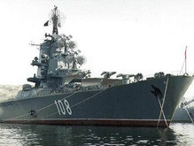 В Севастополь направился только один российский корабль