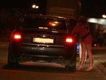 Фотогалерея: Рабыни любви. Вечер на киевской Окружной