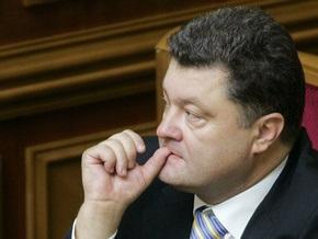 Порошенко заработал в 2008 году свыше 17 миллионов гривен