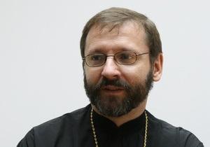 Глава греко-католиков заявил Корреспонденту, что верит в создание единой украинской церкви