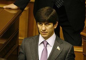 У депутата Тедеева украли карточку