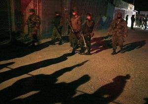 В мексиканском баре расстреляли восьмерых человек