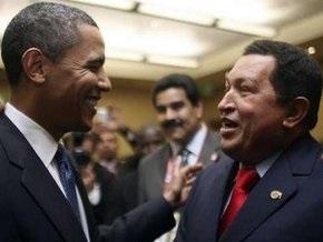 Обама сравнил Чавеса с Опрой Уинфри