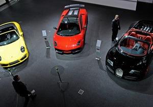 Bugatti, Bentley и Rolls Royce: автопарк сына президента Экваториальной Гвинеи продали на аукционе