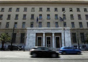 Доходность двухлетних облигаций Греции превысила 60% из-за угрозы дефолта