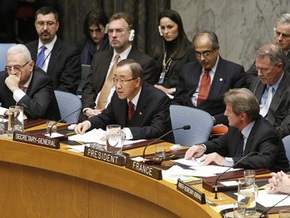 СБ ООН завершил первый раунд дискуссии по  сектору Газа