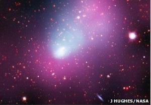 Обнаружено крупнейшее скопление галактик во Вселенной