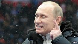 Путин предостерегает Запад от применения силы