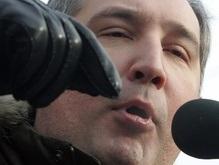 Рогозин заявил, что Россия может использовать  грубую силу