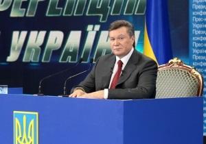 Янукович: Мне не стыдно за своих детей