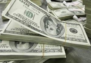 Доллар на межбанке упал ниже 8,12 грн