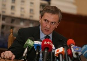 Черновецкий поручил проверить нарушения в земельной сфере