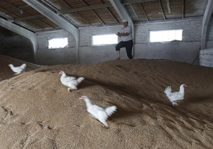 Международные организации обеспокоены  ситуацией с экспортом зерна из Украины