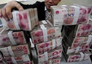 Внешнеторговые обороты Китая растут медленнее ожиданий правительства