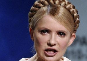 Выступление Тимошенко почти в три раза подняло рейтинг Большой политики
