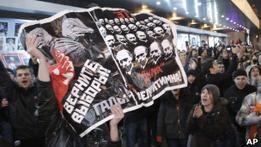 Перед митингами на российский Twitter напали хакеры