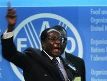 Мугабе: Гуманитарные миссии пытаются отстранить меня от власти
