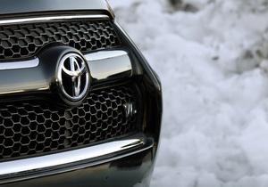 Новый Toyota Highlander покажут уже в конце месяца