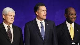Республиканские кандидаты поспорили об экономике США