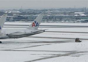 Снегопады и холода остановили транспортную систему Европы