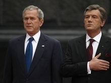 Буш: Мы поддерживаем присоединение к ПДЧ Украины и Грузии