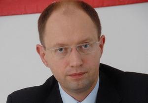 Яценюк готов выделить деньги на украинскую электронную библиотеку в Москве