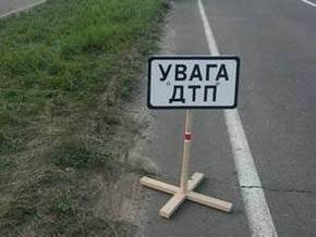 В ДТП в Львовской области пострадали 16 человек