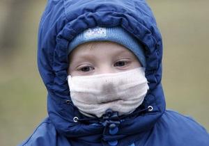 Власти Киева заявили, что эпидемия гриппа городу пока не грозит