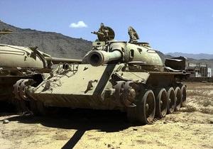 Дело: Перу намерена закупить украинские танки