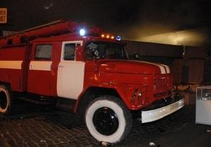 В киевской стоматологической клинике произошел пожар