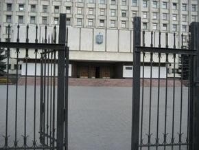 НУ-НС подал в ЦИК списки членов окружных избирательных коммисий
