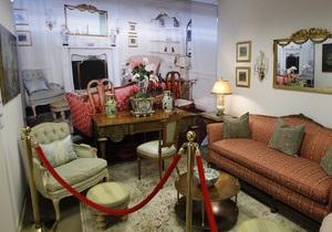 Имущество, находившееся в доме, где скончался Майкл Джексон, продано на аукционе