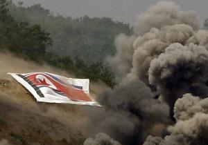 США и Южная Корея проводят военные учения у границы с КНДР