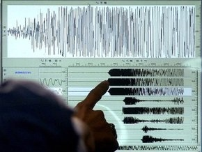 В Тихом океане произошло сильное землетрясение