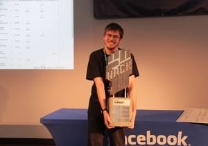 Конкурс программистов Facebook выиграл 18-летний россиянин