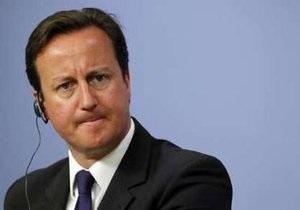 Высказывания Кэмерона спровоцировали дипломатический скандал между Великобританией и Пакистаном