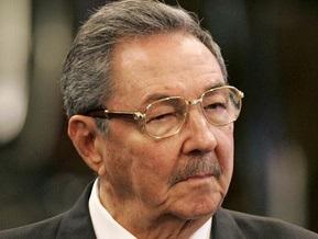 Рауль Кастро произвел перестановки в правительстве Кубы
