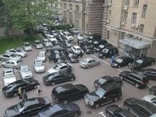 Киевские депутаты согласились продать служебные авто