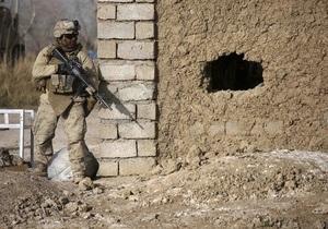 США заявили, что в некоторых районах Марджи талибы оказывают войскам НАТО жесткое сопротивление
