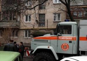 В квартире в центре Донецка взорвался снаряд времен войны