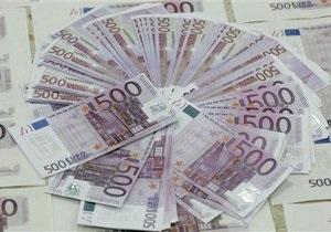 В одном из европейских банков арестован счет на миллион евро бывшего украинского чиновника